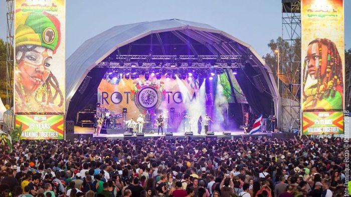 Rototom Sun Splash Sagarmanta